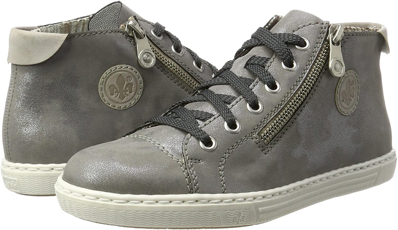 Sneakers Hautes Fille Rieker K3092