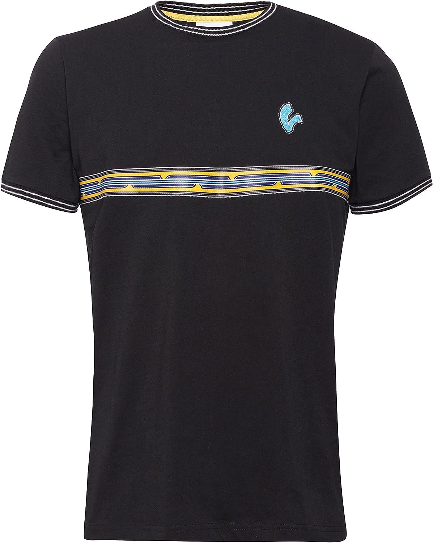 Vespa V-Stripes Mens T-Shirt