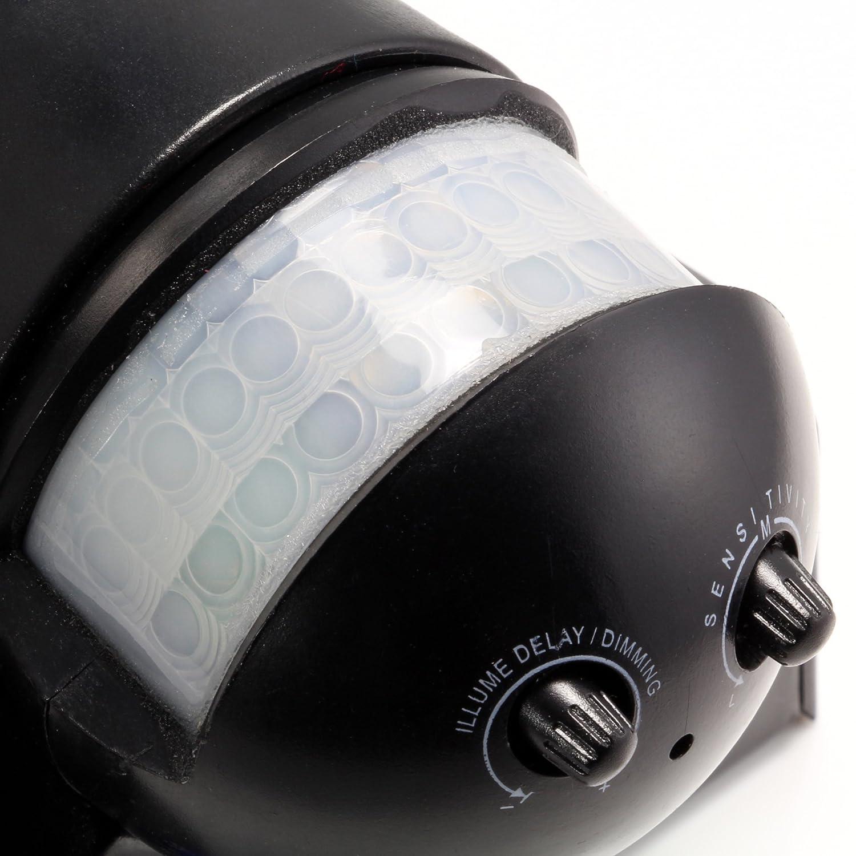 15053 lm 120-277V Bronze Morris 71563 150W 5000K LED Flat Panel Flood Area Light with Slipfitter Mount