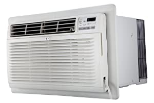 LG LT0816CER 8,000 BTU Through-The- Through-The-Wall Air Conditioner, White