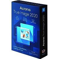 Acronis True Image 2020 - Box-Pack - 3 C | Standard|5 urządzeń | nieograniczone | PC|Disc|Disc