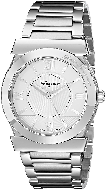 Salvatore Ferragamo Men s FI0990014 Vega Stainless Steel Watch
