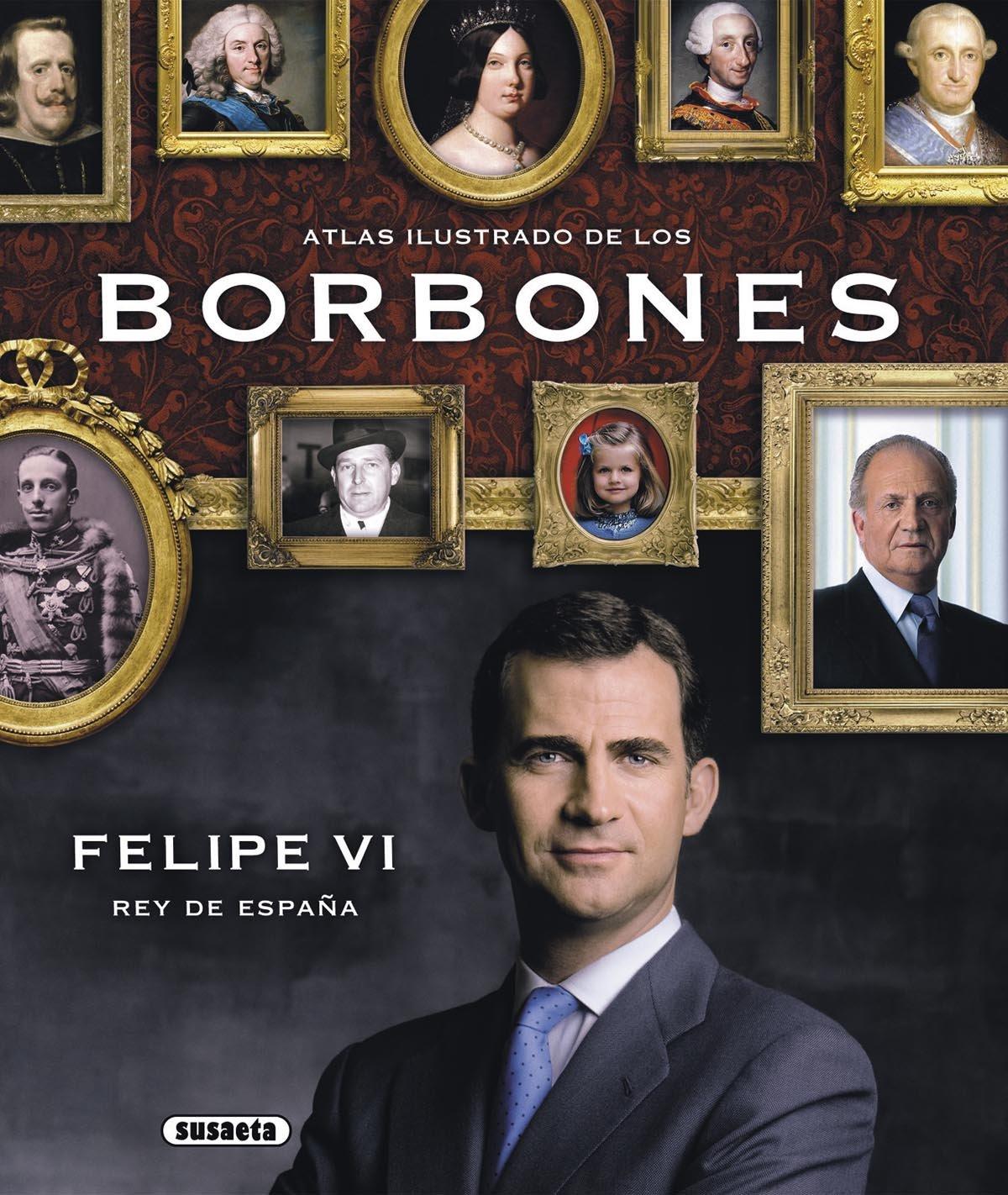 Atlas ilustrado de Los Borbones: Amazon.es: Piquer, Mar: Libros