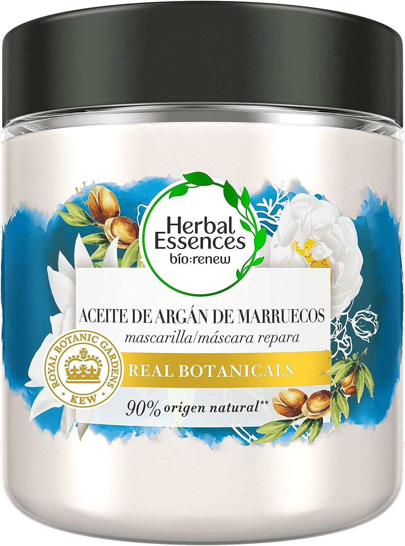 Herbal Essences bio:renew Aceite De Argán Reparación Mascarilla - 250 ml (BIO)