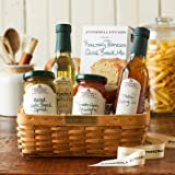 Stonewall Kitchen Antipasto Gift Basket (5pc)