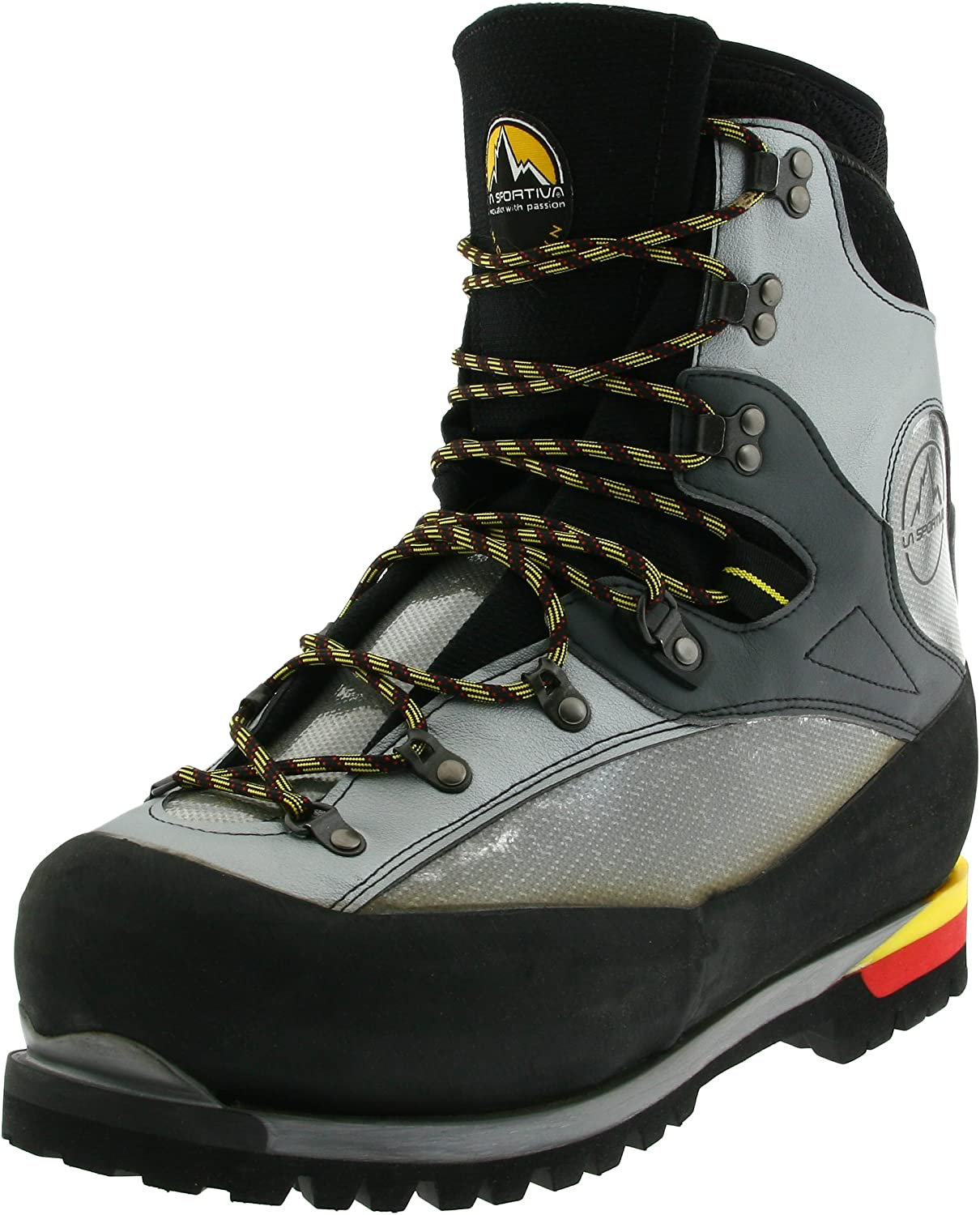 [La Sportiva] メンズ Baruntse Mountaineering Boot - Men's シルバー 12.5 mens_us