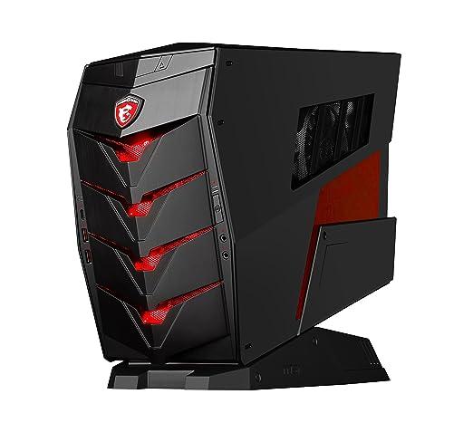 2 opinioni per MSI Aegis Aegis-024DE 3.4GHz i7-6700 Desktop Black,Red- PCs/workstations