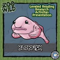 Blobfish - 15 Zoo Wild Resources - Leveled Reading, Slides & Activities