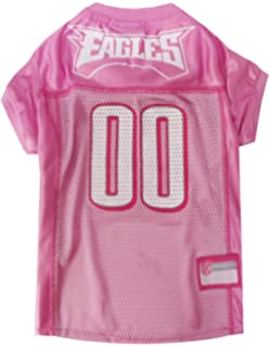 Pets First NFL Pink PET Apparel. Jerseys   T-Shirts Dogs   Cats Available d05867d33