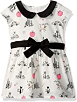 The Children's Place Girls' Printed Sateen Dress