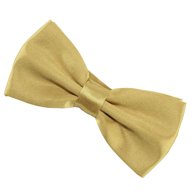 New Novelty Satin Men Boys Kids Bowtie Pre-Tied Wedding Party Bow Tie Necktie