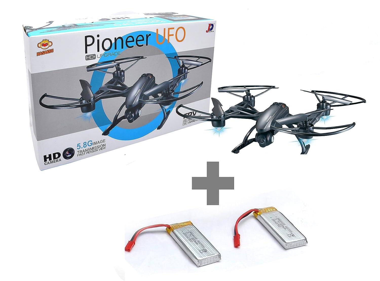 HASAKEE 509G HD+ RC Quadcopter Drone con HD Cámara | 5.8G FPV ...
