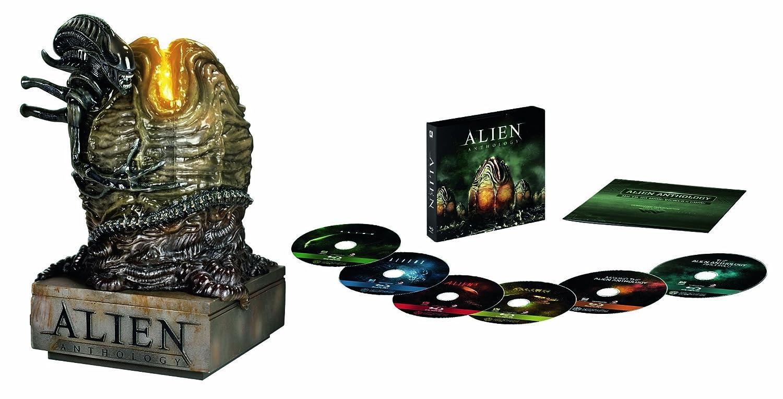 Alien Anthology Collectors Edition Egg Reino Unido Blu-ray: Amazon.es: Cine y Series TV
