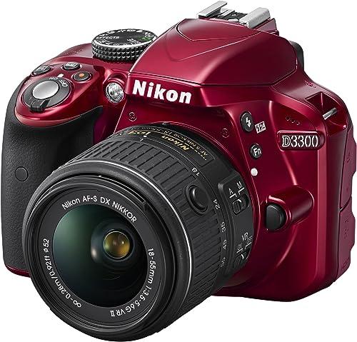 Nikon DSLR Camera D3300 review