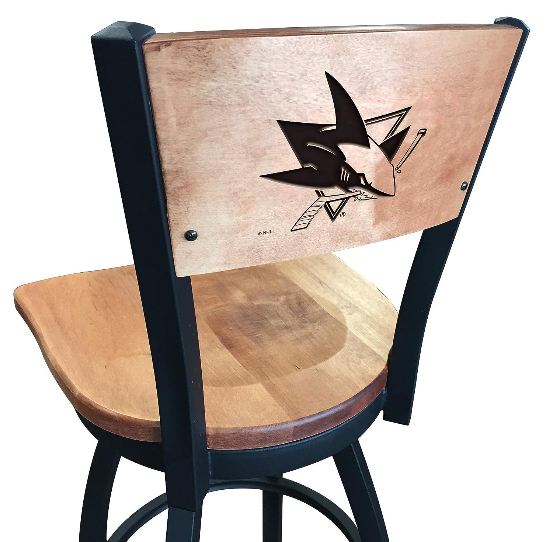 Fabulous Amazon Com San Jose Sharks Bar Stool Kitchen Dining Ibusinesslaw Wood Chair Design Ideas Ibusinesslaworg