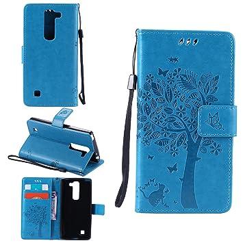 Funda Libro para LG G4c / LG G4 Mini / LG Magna (5 pulgada ...