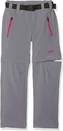 CMP Zip-Off 3t51445 - Pantalones Niñas