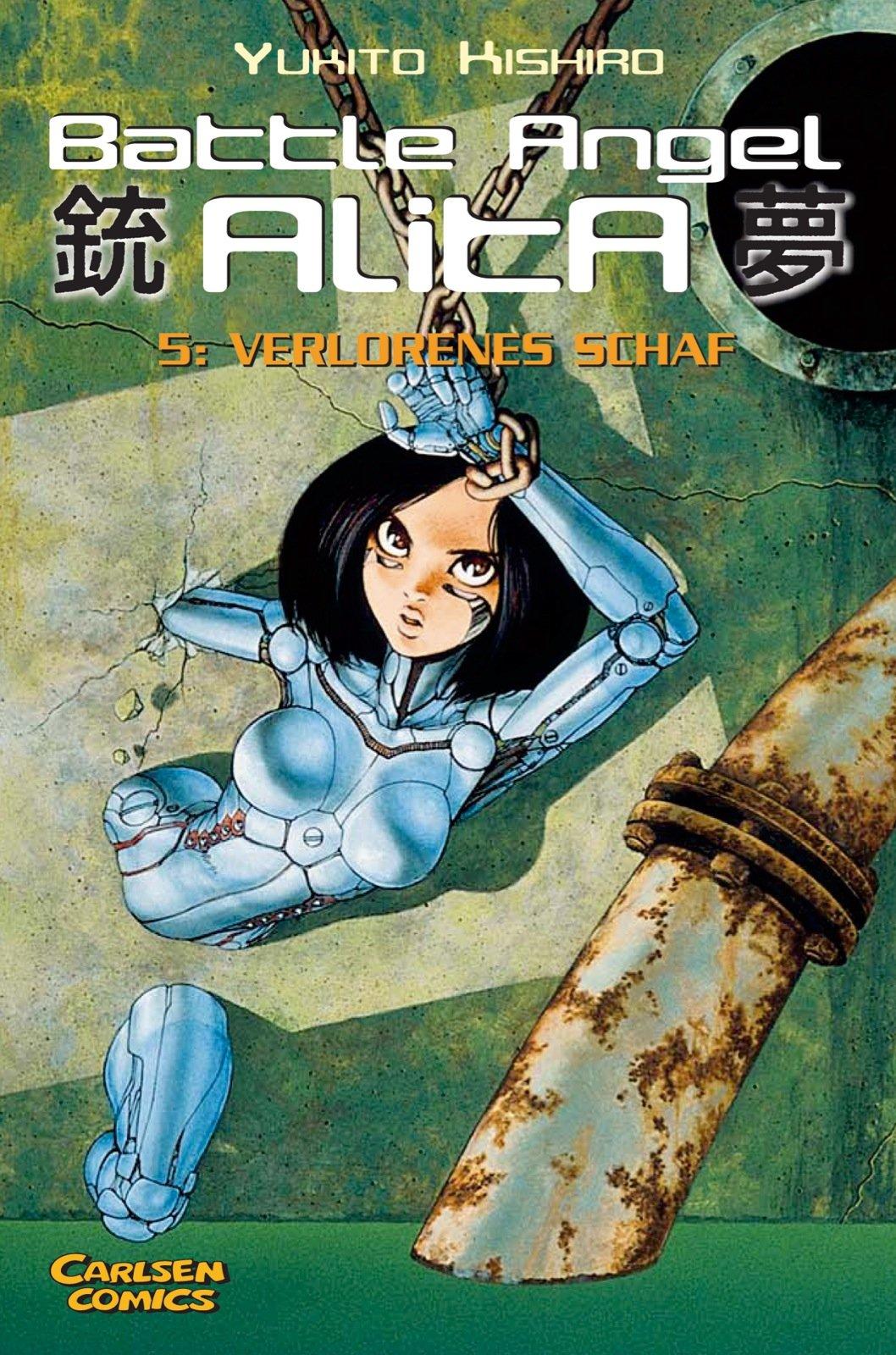Battle Angel Alita, Taschenbuch-Ausg, Bd.5, Verlorenes Schaf Taschenbuch – 15. Februar 2001 Yukito Kishiro Jürgen Seebeck Junko Iwamoto Carlsen