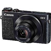 Canon Powershot G9 X Mark Ii Fotoğraf Makinesi, Full HD (1080p), Siyah, 2 Yıl Canon Eurasia Garantili