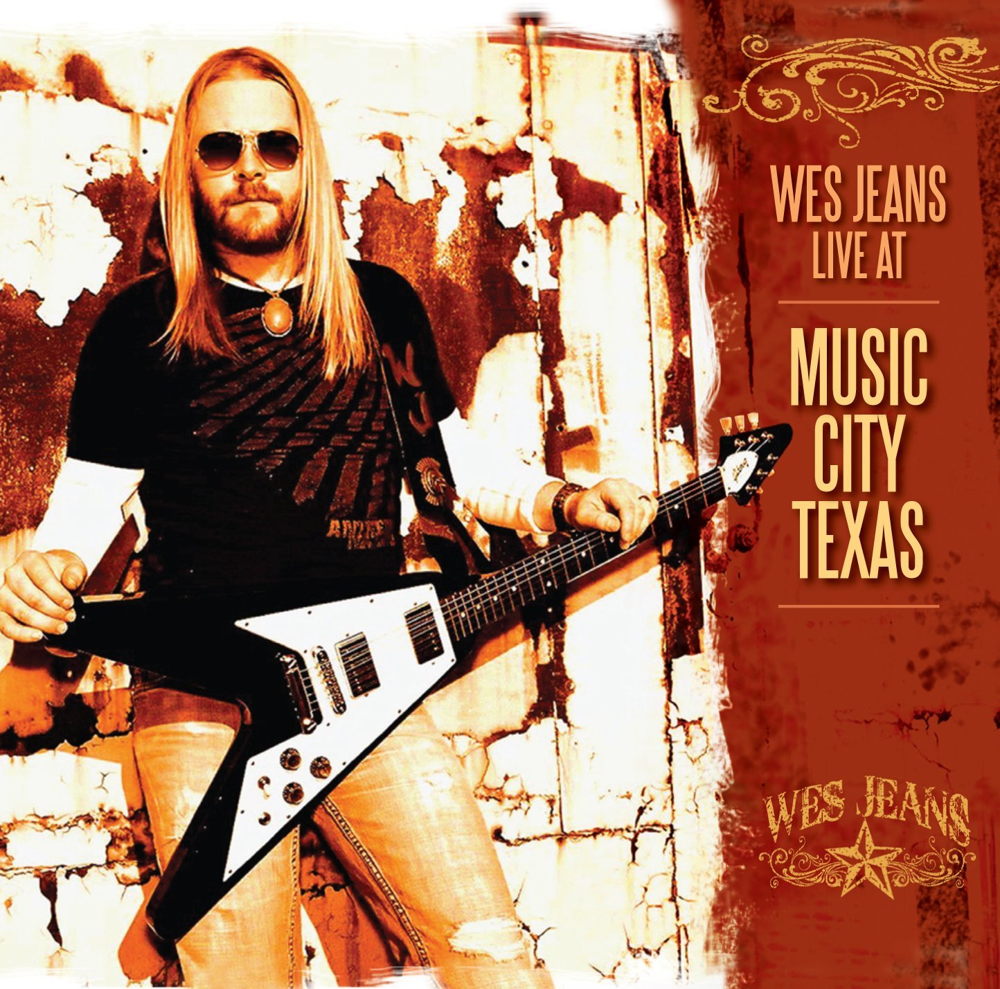 Wes Jeans Live At Music City Texas