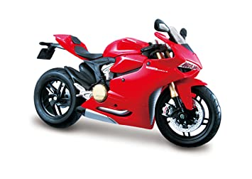 2011 Ducati 1199 Panigale [Maisto 20-11108], Red, 1:12 Die Cast