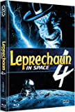 Leprechaun 4 - In Space [Blu-Ray+DVD] - uncut - auf 444 limitiertes Mediabook Cover A [Limited Collector's Edition]