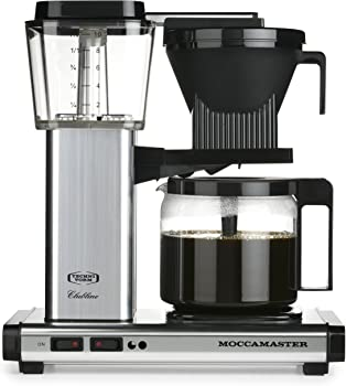 Technivorm Moccamaster KBG 10-Cup Automatic Drip Stop Coffee Maker