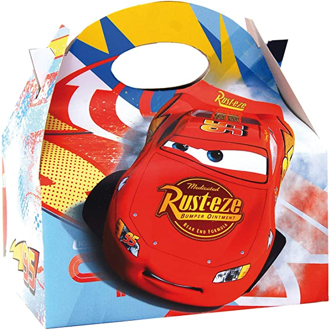 ALMACENESADAN 0658, Pack 4 cajitas de Carton para chuches Disney ...