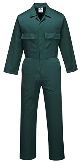 44ea3c8e6eb Portwest Euro Work Boilersuit Coverall Overall Protective Safety Work Suit  One Piece