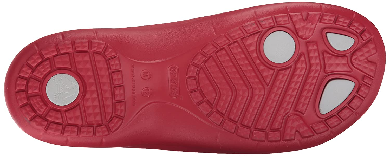 Crocs Unisex Modi Sport Slide B01N6J2ABB 13 US Men / 15 US Women|Pepper/Pearl White