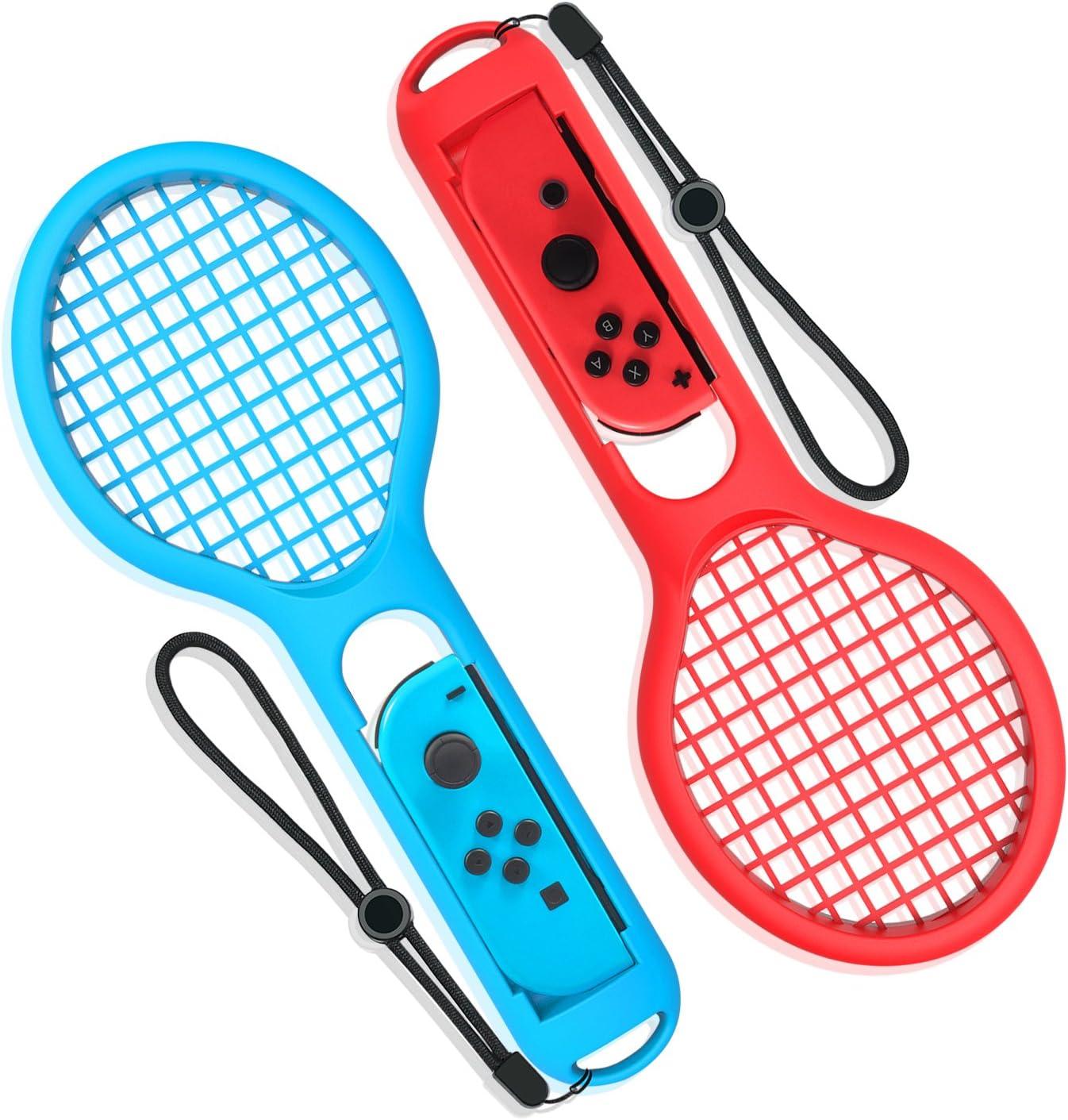 Raqueta de Tenis Joy con para Nintendo Switch: Amazon.es: Electrónica