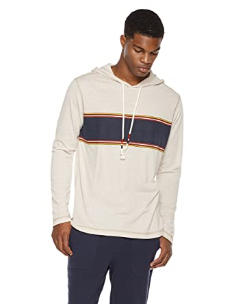 Amazon.com  Rebel Canyon Young Men s Printed Baja Stripe Knit Jersey  Pullover Hoodie Long-Sleeve Tee  Clothing 0d8de91b24b68