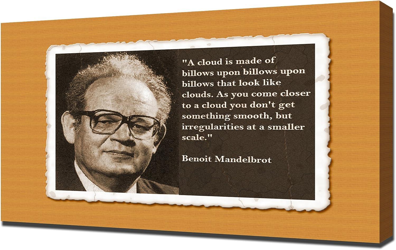 Amazon.com: benoit mandelbrot quotes 1 ...