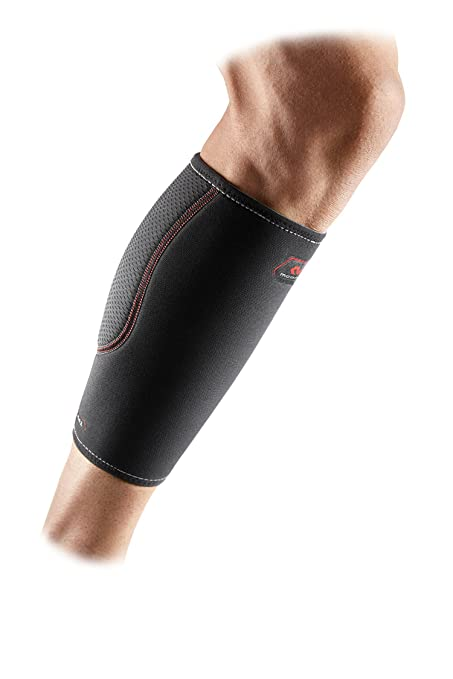 ce563111aa Mcdavid Calf Compression Sleeve for Calf Strains, Shin Splints and Varicose  Veins, Aids in Injury Recovery & Prevention, Men & Women, Includes 1 Sleeve