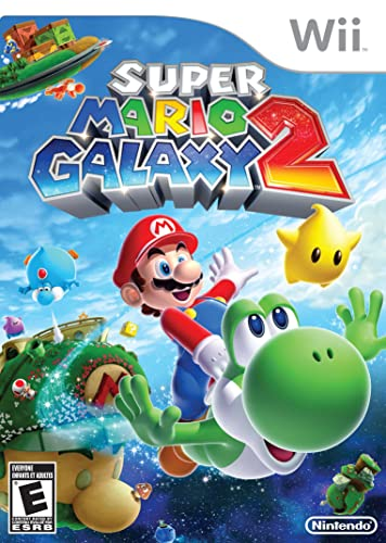 eecb52248d3791 Buy Super Mario Galaxy 2 Wii (Nintendo Wii) (NTSC) Online at Low Prices in  India | Nintendo Video Games - Amazon.in
