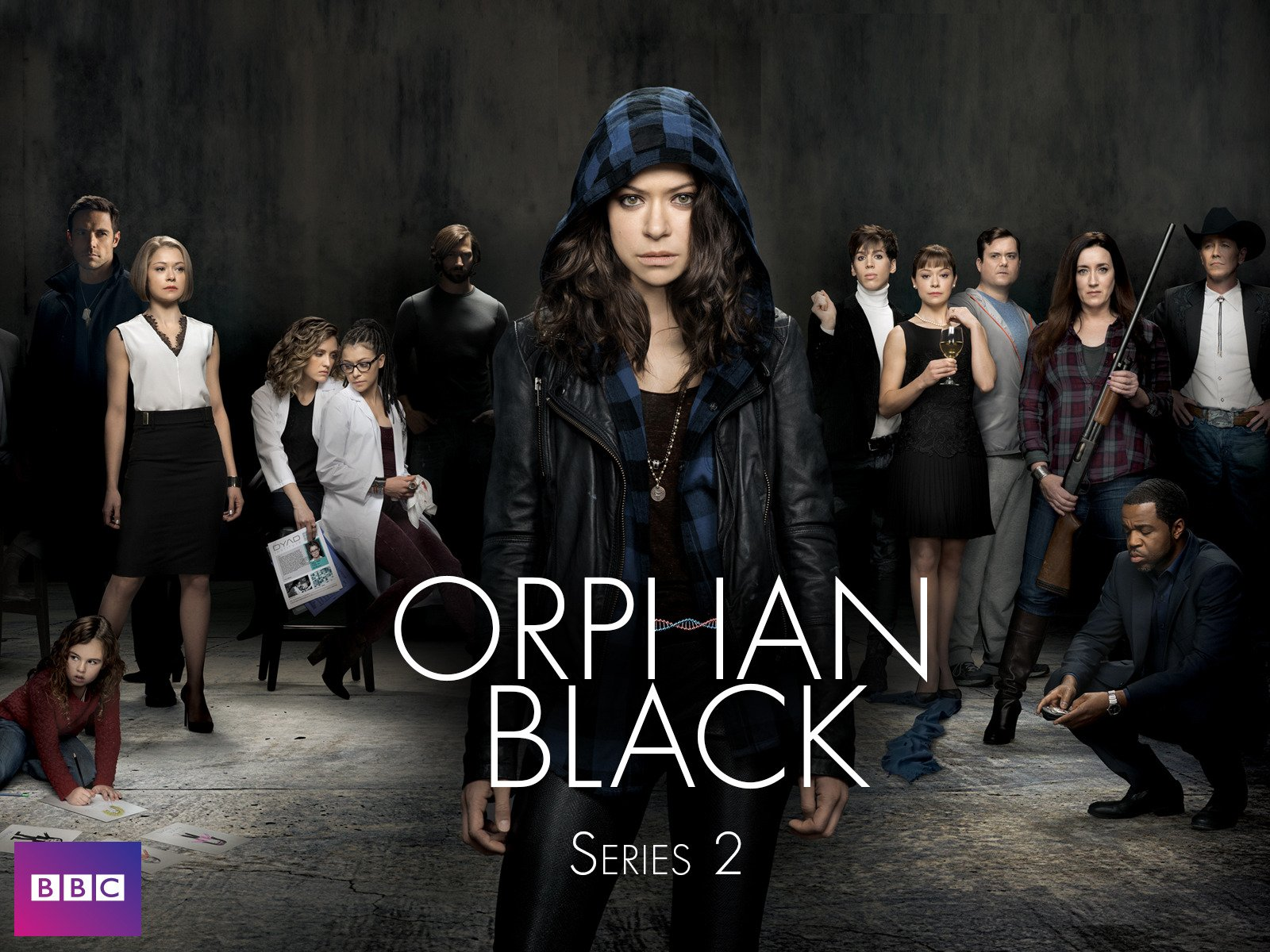 Orphan black t shirt uk - Orphan Black Season 2 Watch Online Now With Amazon Instant Video Temple Street Productions Amazon Co Uk