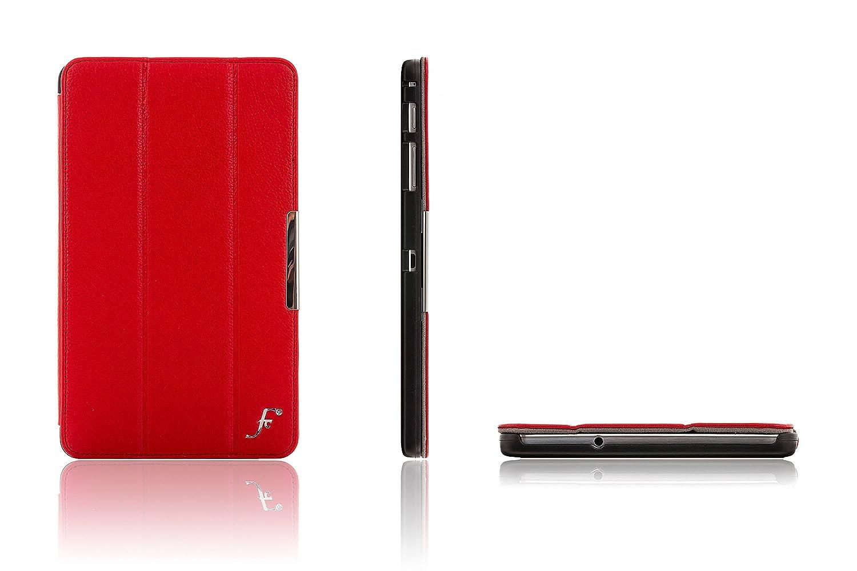 Forefront Cases Funda para Samsung Galaxy Tab 3 Lite 7.0 Funda Carcasa Stand Case Cover Verde Ultra Delgado Ligera y Protecci/ón Completa del Dispositivo L/ápiz