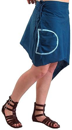 Guru-Shop Goa Rock Cacheur, Damen, Baumwolle, Kurze Röcke Alternative  Bekleidung: Amazon.de: Bekleidung