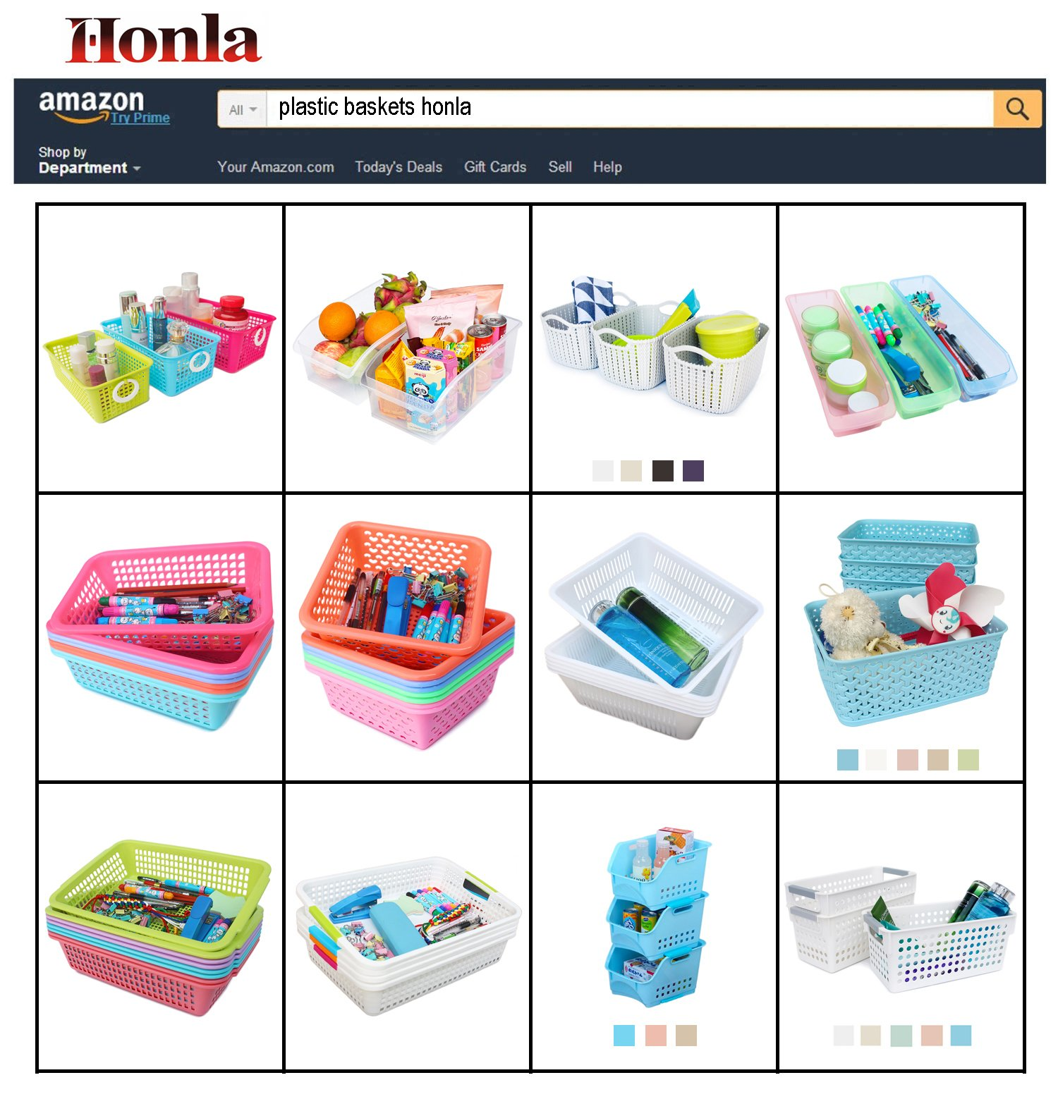 Honla Silicone Oven Mitts - Heat Resistant to 500° F,1 Pair of Non-Slip Kitchen Oven Gloves for Cooking,Baking,Grilling,Barbecue Potholders,Black by Honla (Image #8)