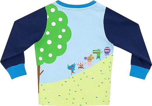 Boys Toddler Hey Duggee Snuggle Fit Pyjamas 18mths-5yrs Pyjama Set FREE UK P/&P