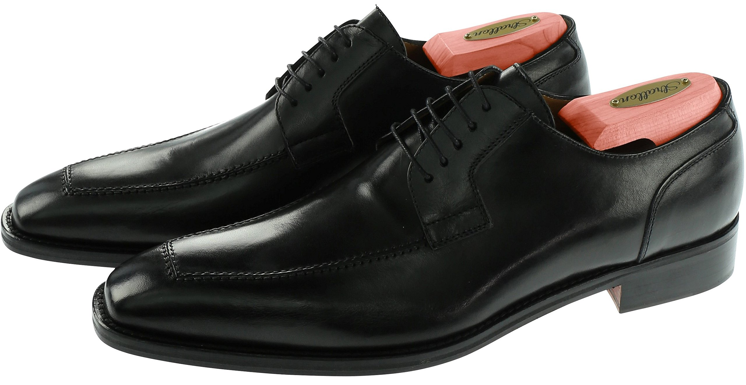 STRATTON MEN'S CEDAR SHOE TREE 2-PACK (for 2 pairs of shoes) (Medium, 2 Pairs, Full Toe) by Stratton (Image #5)