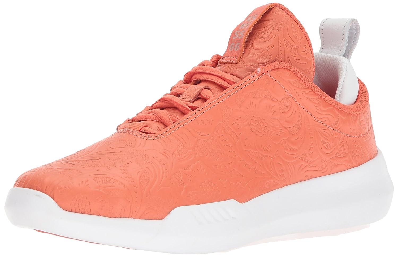 K-Swiss Women's Gen-K Icon Sneaker B0728D8DRY 9 B(M) US|Coral/White