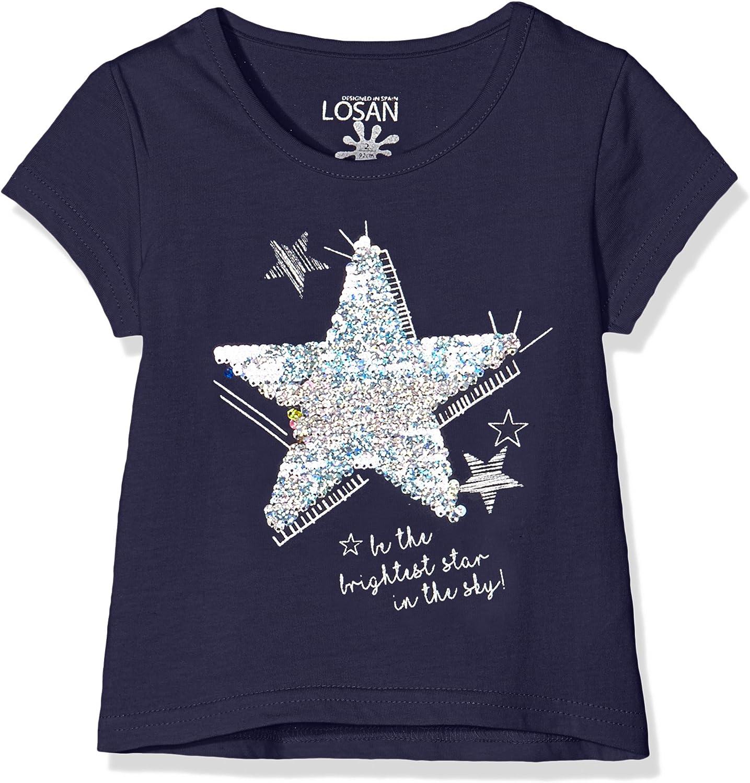 Losan M/ädchen T-Shirt