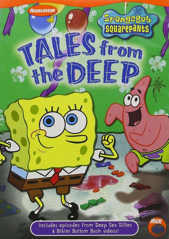 Amazon com: Spongebob SquarePants - Tales From the Deep: Tom