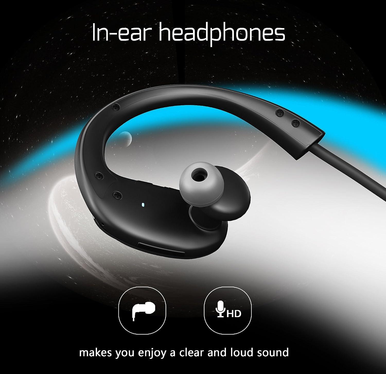 Sport Bluetooth Kopfhörer, Ubegood Bluetooth 4.1: Amazon.de: Elektronik