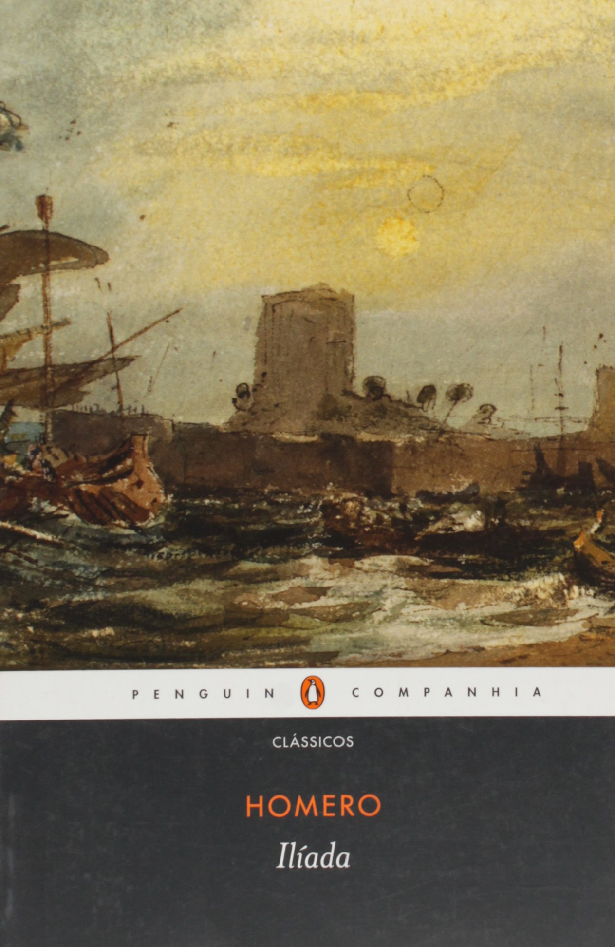 Iliada (Em Portugues do Brasil): HOMERO: 9788563560568: Amazon.com: Books