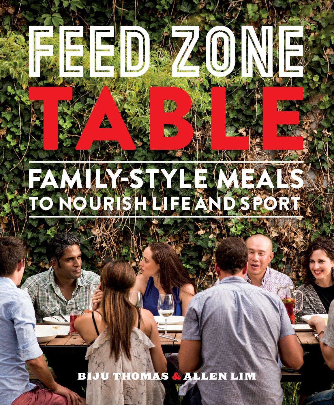 Feed Zone Table Family Style Nourish product image