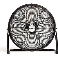 CREATE EOLUS TURBO PRO - Ventilador de suelo Industrial, 120 W, Potente flujo de aire, Ligero, Ajustable, Con Patas…