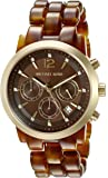 Michael Kors Women's Audrina Brown Watch MK6235
