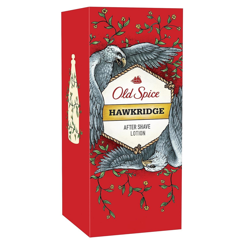 Old Spice Hawkridge After Shave Loción - 100 ml 15600